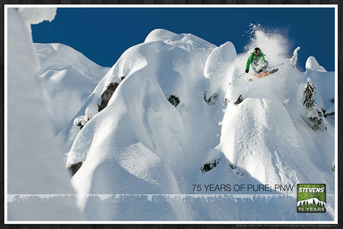 Skiing_Poster_StevensPass_Resort