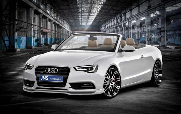 Audi A5 Cabrio facelift by JMS