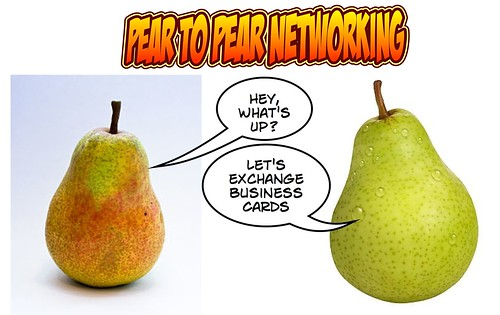 pear-pear networking