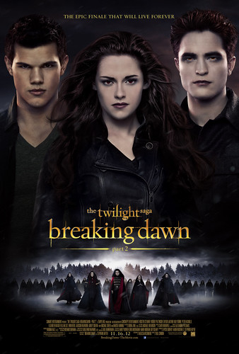 breaking dawn part 2 :)