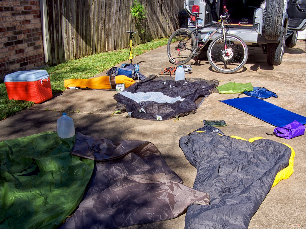 Gear Drying