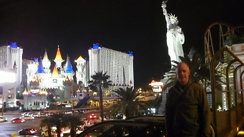 Las Vegas, not New York
