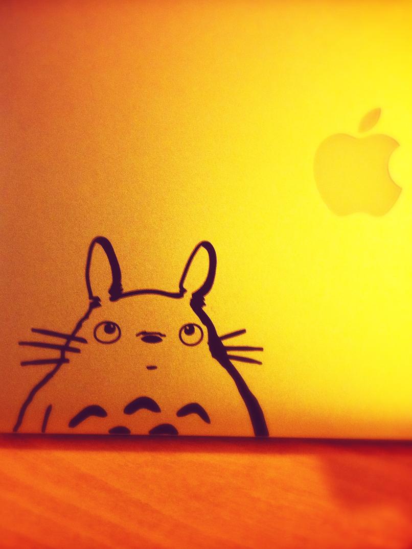 totoro macbook