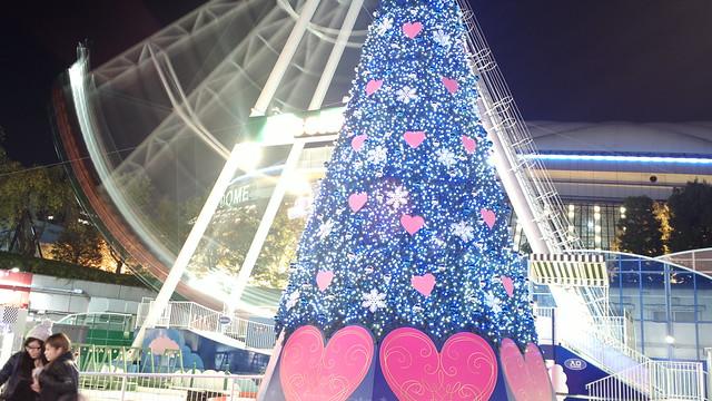 Tokyo dome city Illumination 10