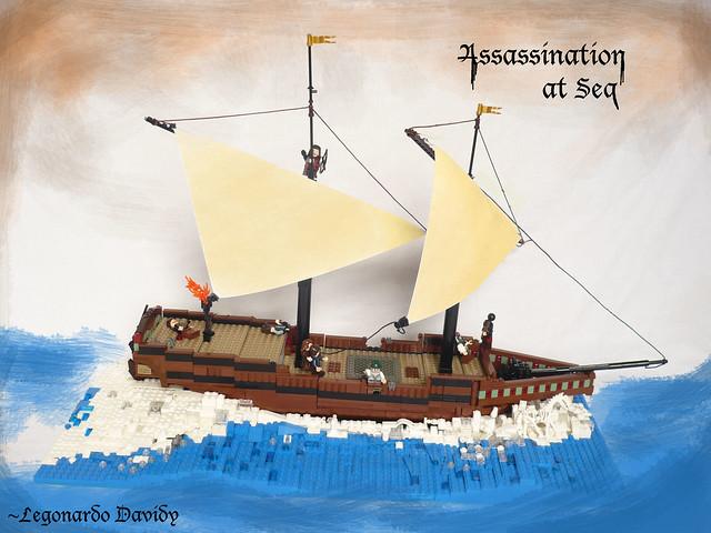 Assassination at sea