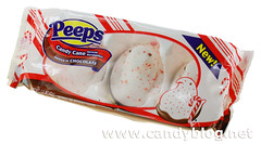 Peeps Chocolate Dipped Candy Cane