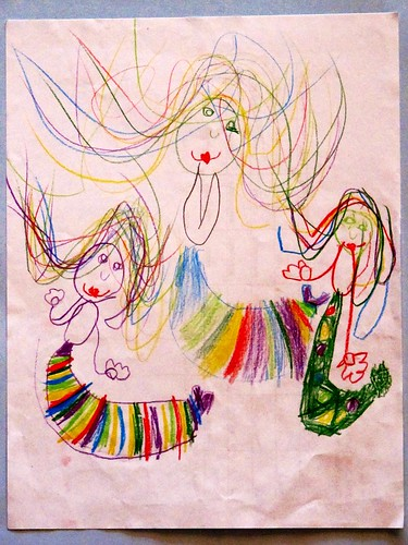 M's Rainbow Mermaids