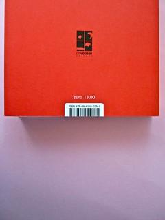 Deborah Willis, Svanire. Del Vecchio editore 2012. Grafica e impaginazione Dario Lucarini. Quarta di copertina (part.), 2