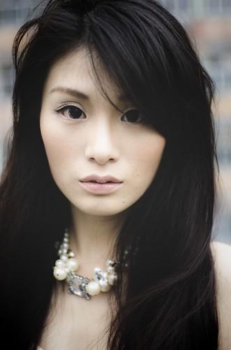 [フリー画像素材] 人物, 女性 - アジア, 中国人 ID:201211231400
