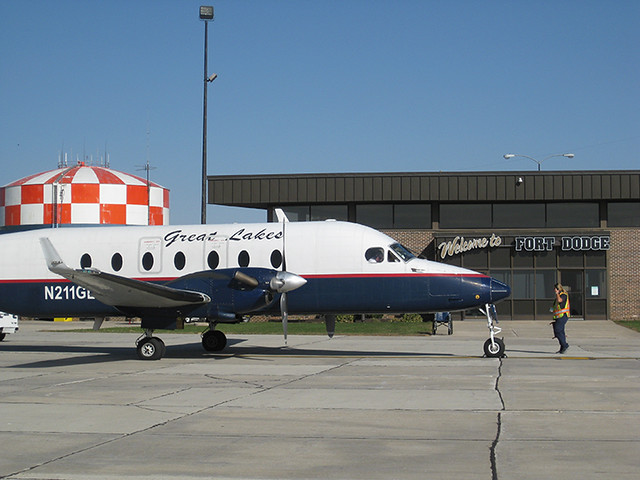 2012 - Commercial Air Service