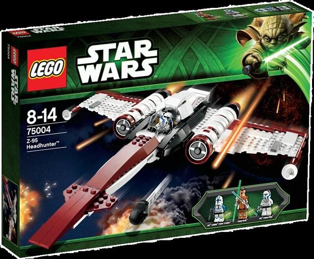 LEGO Star Wars 75004 – Z-95 Headhunter - Box