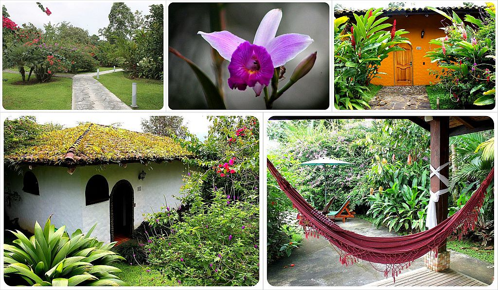 Mountain Paradise Hotel in Arenal Costa Rica