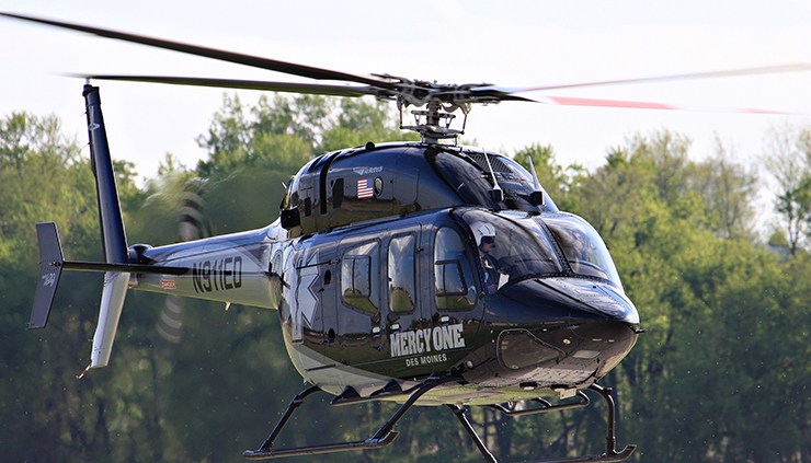 2012 - Helicopter