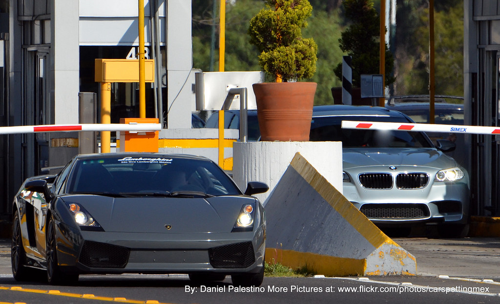 Lamborghini Gallardo Superleggera En Mexico Df 2do Giro La Flickr