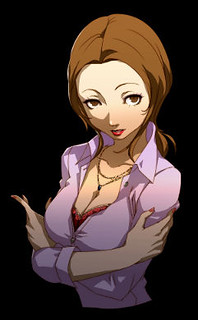 Persona 4 Golden: Noriko Kashiwagi