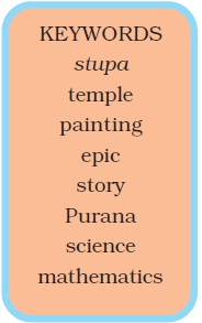 NCERT Class VI Social Studies Chapter 12 Buildings, Paintings and Books