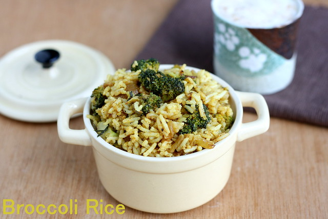 Broccoli Rice 2