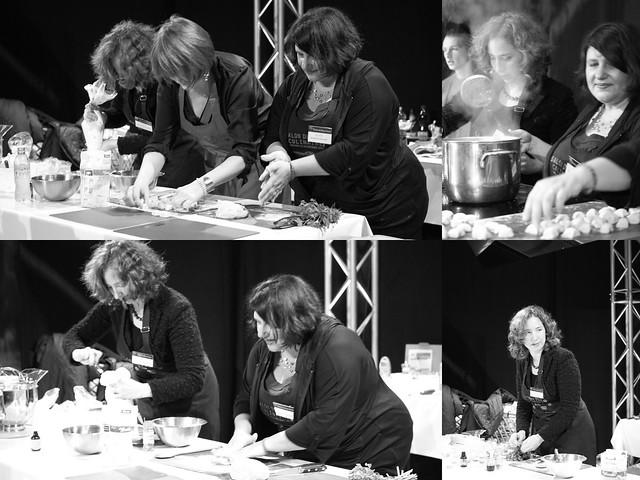 Salon blog Soisson - Démo Edda et Silvia