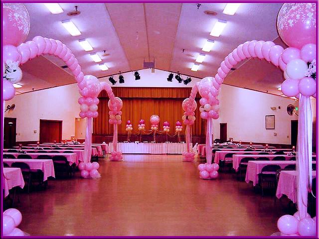 Salones de fiestas fotos de salones para fiestas de 15 - Decoraciones para salones ...