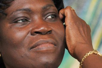 Simone Gbagbo, the former first lady of Ivory Coast, has been indicted by the International Criminal Court (ICC) in the Netherlands. Her husband was overthrown by France and the United States during 2011. by Pan-African News Wire File Photos