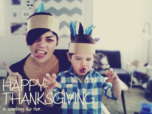 happy thanksgiving by JilianDee