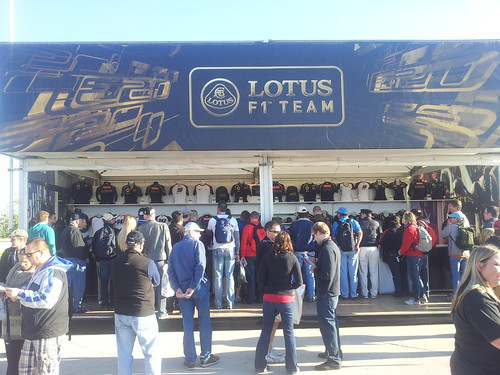 Lotus F1 Team Merchandise