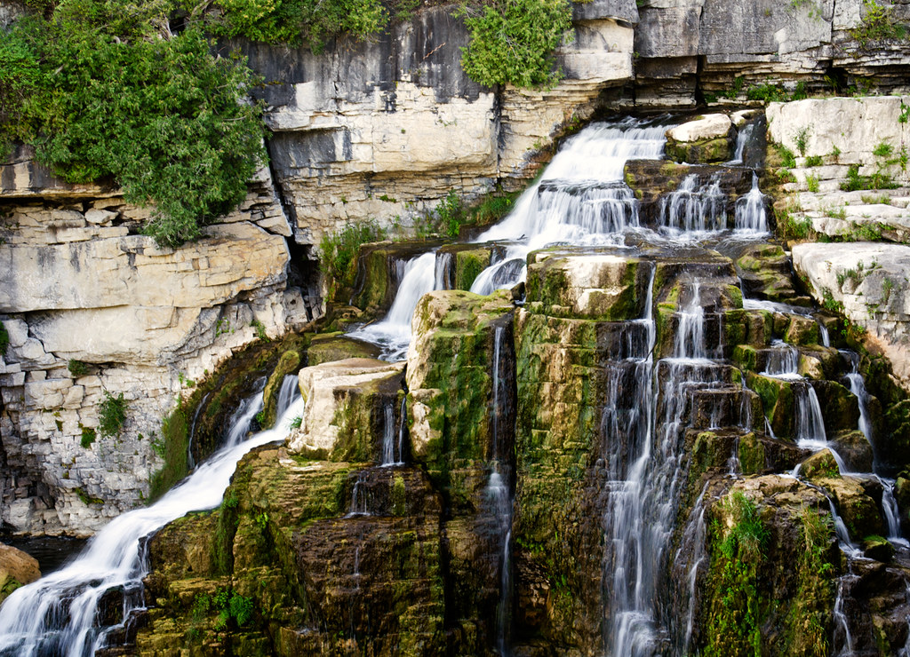 Inglis Falls: Places to visit near Owen Sound