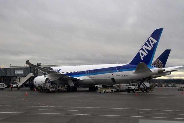 ANA B-787-8
