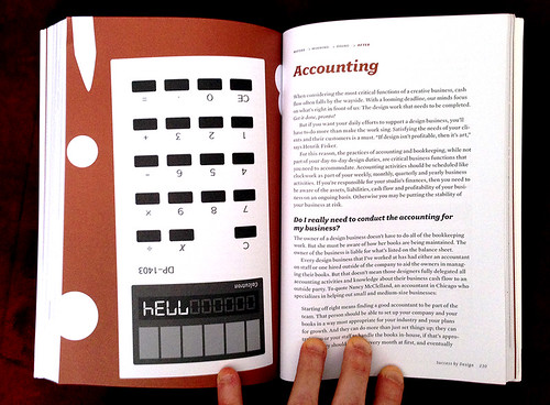 Success by Design: Accounting Spread