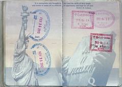 USA Passport: USA, China