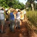 Naturetrek group in The Gambia by Ed Drewitt