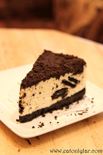 Oreo Cheese Cake, San Terri Cottage Café and Bistro