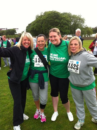 Macmillan Cancer Support Fundraising