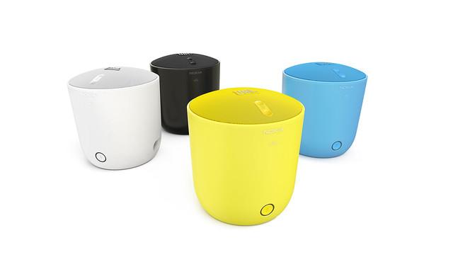 JBL PlayUp Portable Wireless Speaker for Nokia (MD-51W)
