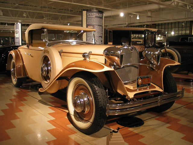 Auburn Cord Duesenberg Museum 2012 298