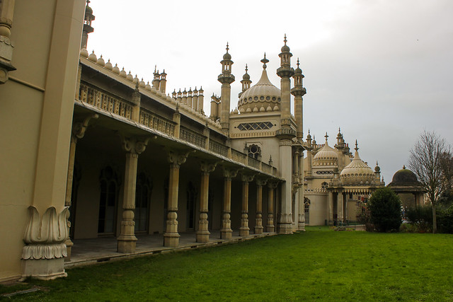 Royal Pavilion de Brighton