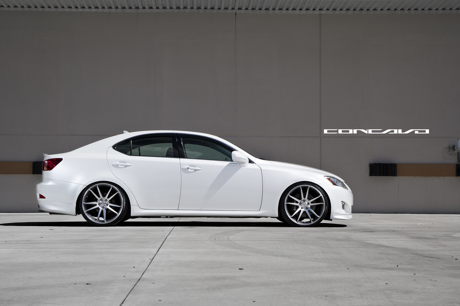 Slammed White Is 250 On Cw S5 Clublexus Lexus Forum Discussion