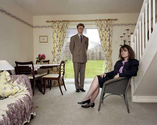 X7556 Martin Parr Signs of the Times, England 1991 C-type print