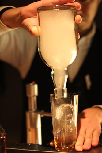 bar cacoi(バーカコイ)_香りを付けたお酒4