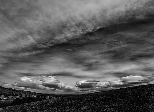 sky clouds ships nz otago lenticular flu tapanui endoftheworld2012