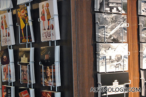 Callier postcards