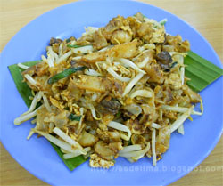 Char Kway Teow @ PJ Old Town, Petaling Jaya - http://esdelima.blogspot.com