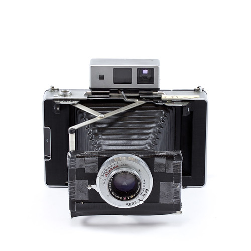 Polaroid 250 Franken-roid
