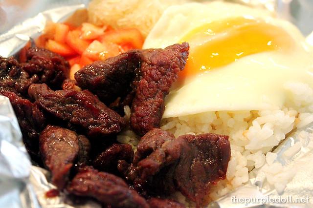 Beef Tapa P195