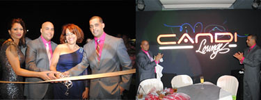 Opening The Candi Lounge Las Lagunas
