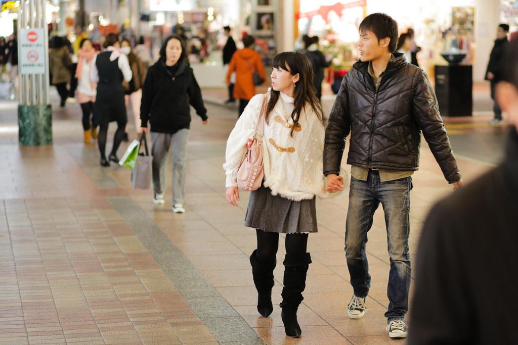 Sannomiyacho 2 Chome, Kobe-shi, Chuo-ku, Hyogo Prefecture, Japan, 0.013 sec (1/80), f/2.5, 85 mm, EF85mm f/1.8 USM