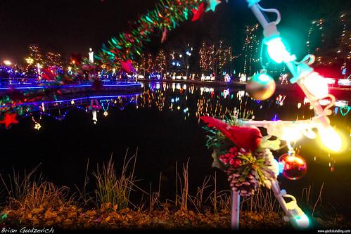 christmas holiday ma lights pond shrine cardinal massachusetts ornament mass attleboro lasalette dmcg10