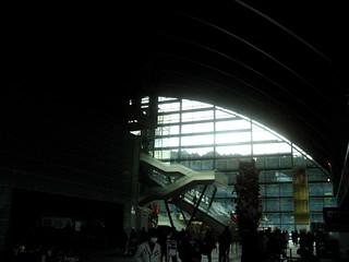 九州国立博物館 内観
