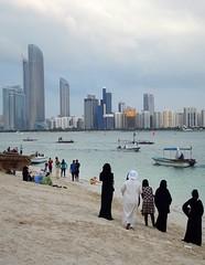 Beach-side view