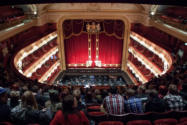 ROH Auditorium ©ROH/Mat Smith 2012
